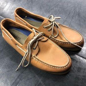 Sperry Leeward Boat Shoes men's 10